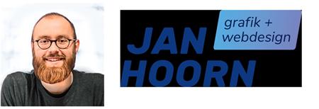 JAN HOORN // Grafik + Webdesign
